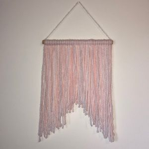 Other - Hanging yarn wall tapestry